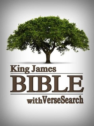 KING JAMES BIBLE with VerseSearch - Red Letter Edition