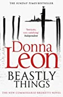 Beastly Things (Commissario Brunetti #21)