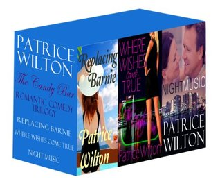 Romantic Comedy Trilogy (The Candy Bar, #1-3) Patrice Wilton