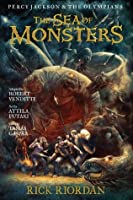 percy jackson sea of monsters graphic novel pdf