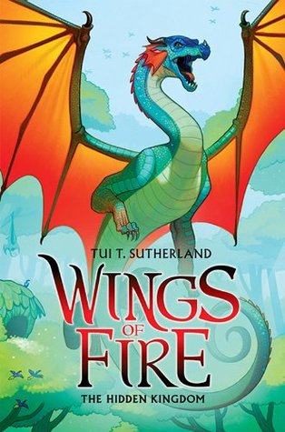 The Hidden Kingdom by Tui T. Sutherland