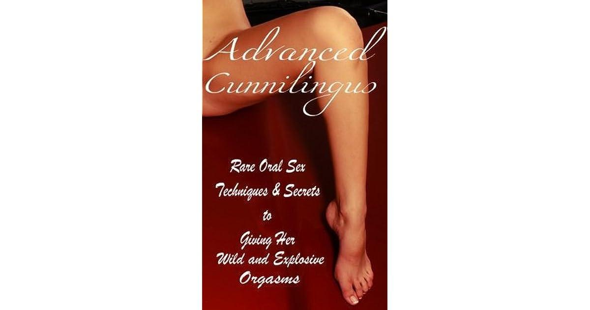 Advanced Cunnilingus Rare Oral Sex Techniques  Secrets -7218