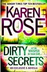 Dirty Secrets (Romantic Suspense, #4.5)