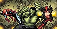 Deadpool/Amazing Spider-Man/Incredible Hulk: Identity Wars (Deadpool/Amazing Spider-Man/Hulk)