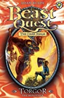 Torgor The Minotaur (Beast Quest: The Dark Realm, #13)