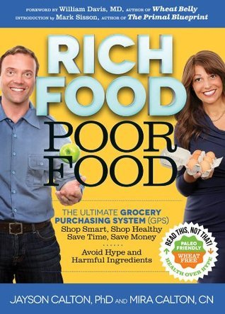 Rich Food, Poor Food  The Ultimate Grocery Purchasing System (GPS)