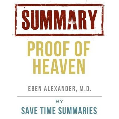 a response to the book proof of heaven by dr eben alexander