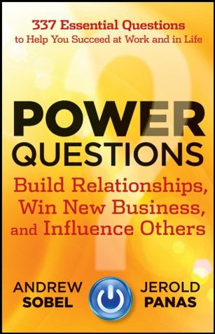 Power Questions by Andrew C. Sobel