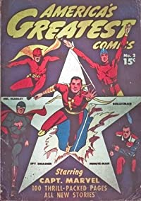 America's Greatest Comics Issue #2