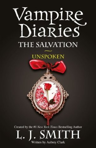 #12 The Vampire Diaries  The Salvat - L. J. Smith