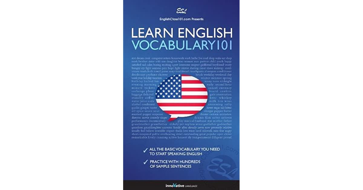 Learn English - Word Power 101 by Innovative Language