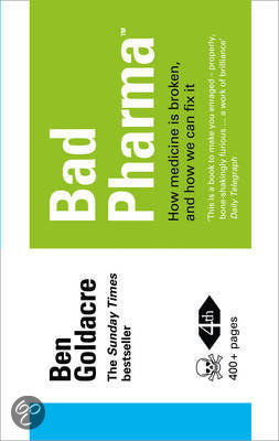 Bad Pharma: How Medicine is Broken, and How We Can Fix It  pdf