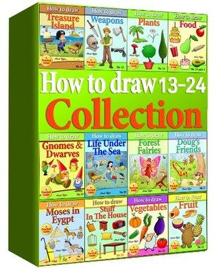 How to Draw Collection 13-24 (How to Draw Collections)
