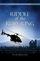 Riddle of the Ruby Ring (Baker Family Adventures #3)