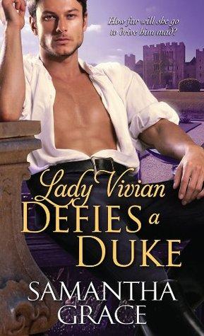 Lady Vivian Defies a Duke (Beau Monde Bachelor)