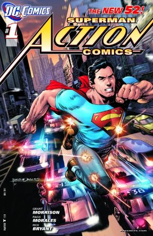 Superman – Action Comics (2011-2016) #1
