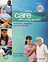 Ulrich & Canale's Nursing Care Planning Guides (Nursing Care Planning Guides: For Adults in Acute, Extended and Homecare Settings)