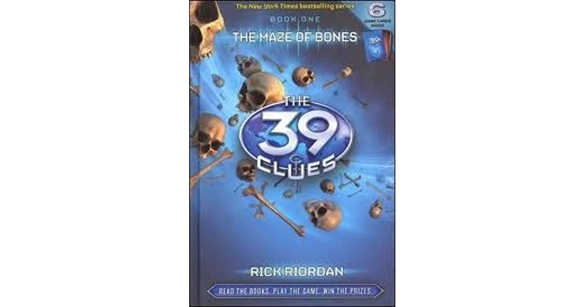 Series ebook clues 39