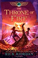 The Throne of Fire Chapter Sneak Peek! : Kane Chronicles, Book Two (The Kane Chronicles)