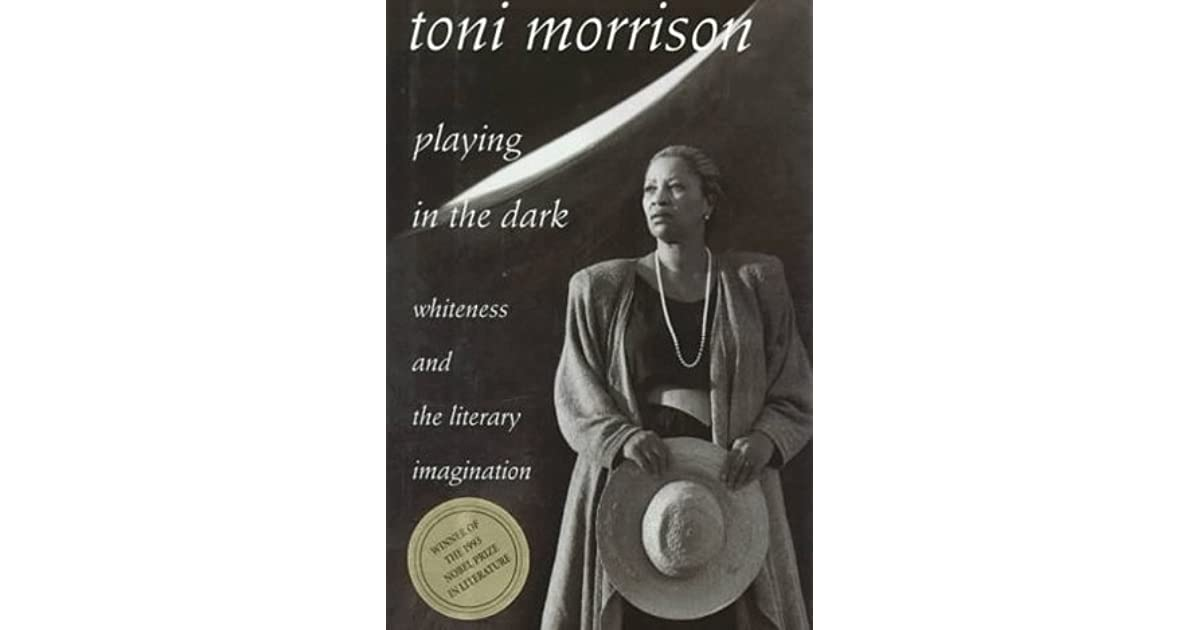 toni morrison playing in the dark pdf