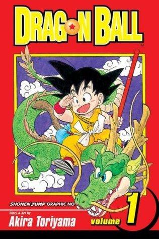 Dragon Ball, Vol. 1: The Monkey King