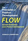Book cover for The Principles of Product Development Flow: Second Generation Lean Product Development