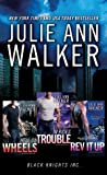 Black Knights Inc. Boxed Set: Volumes 1-3: Hell on Wheels, In Rides Trouble, Rev It Up  (Black Knights Inc. #1-3)