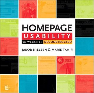 Homepage Usability: 50 Websites Deconstructed