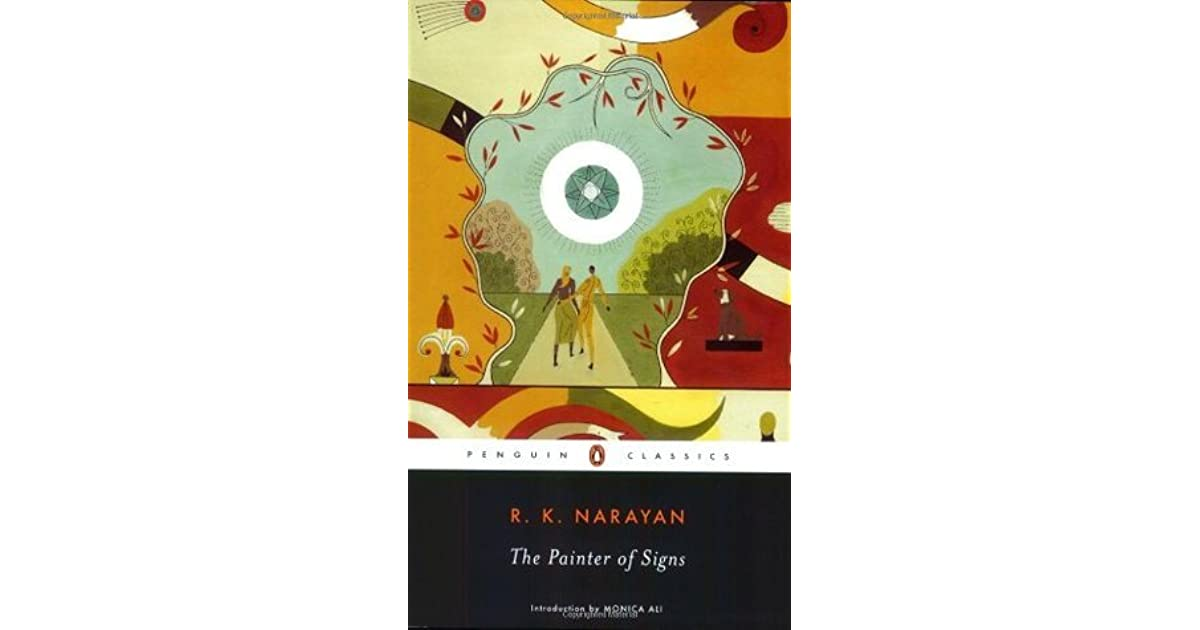 The painter of signs by rk narayan fandeluxe PDF