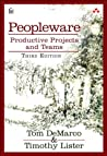 Book cover for Peopleware: Productive Projects and Teams