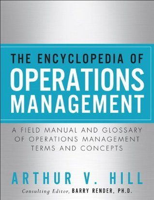 the encyclopaedia of operations management