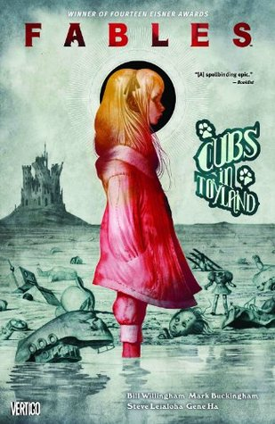 Fables Vol. 18: Cubs in Toyland (Fables