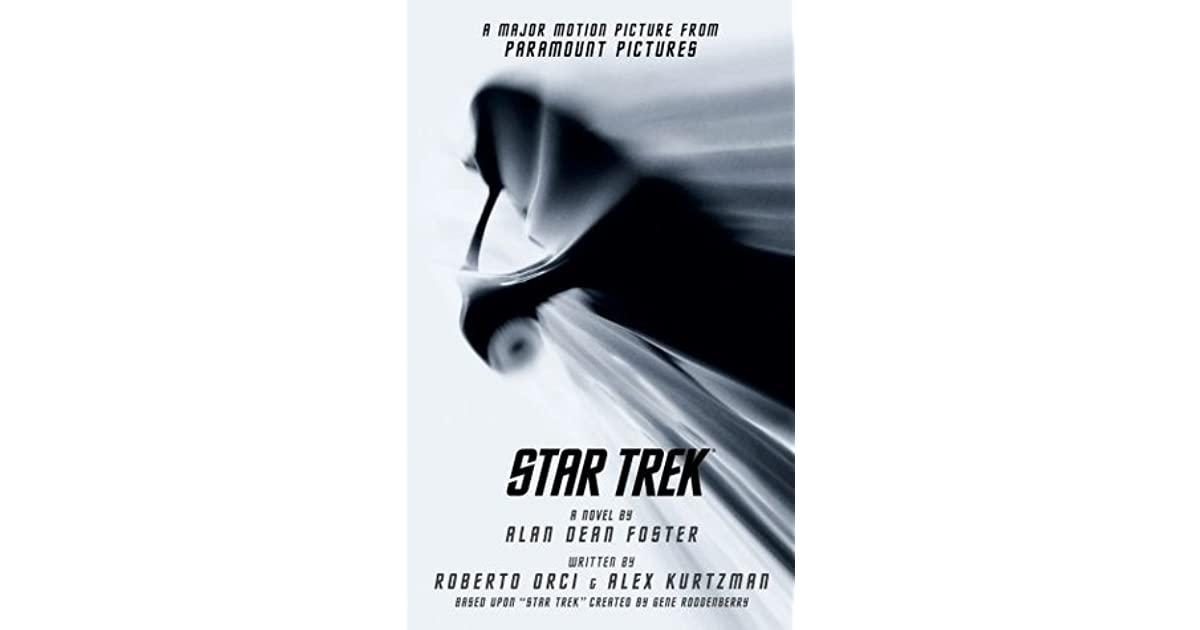 Star Trek Movie TieIn Alan Dean Foster 9781439158869