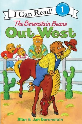 The Berenstain Bears Out West I Can Read Level 1 By Jan