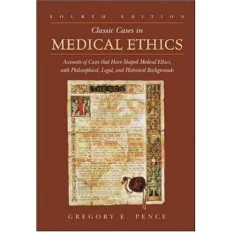 a look into a medical ethics case Medical law & ethics clergy, and others, with the purpose of reviewing ethical issues in difficult cases a specialist in medical ethics.