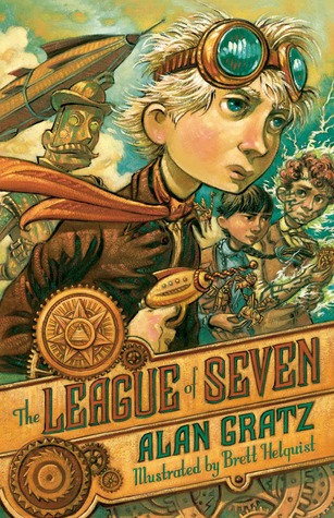 The League of Seven (The League of Seven, #1)