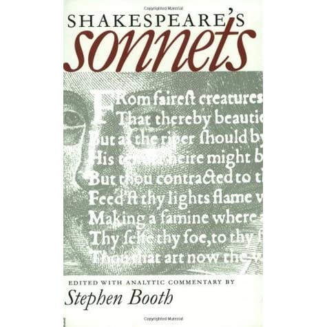 shakespeare s sonnets an analysis of the