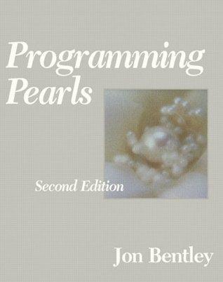 Programming Pearls by Jon L. Bentley