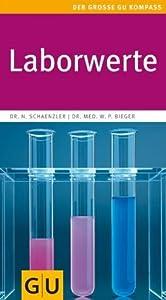 Laborwerte (Große GU Kompasse)