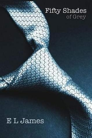 "Cover of E.L. James' ""Fifty Shades of Grey"""