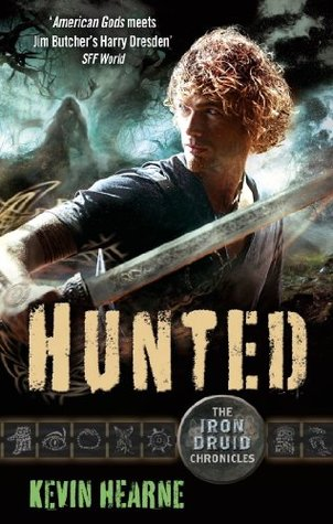 Hunted (The Iron Druid Chronicles, Book 6)