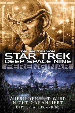 Ferenginar - Zufriedenheit wird nicht garantiert (Star Trek: Die Welten von Deep Space Nine, #5)
