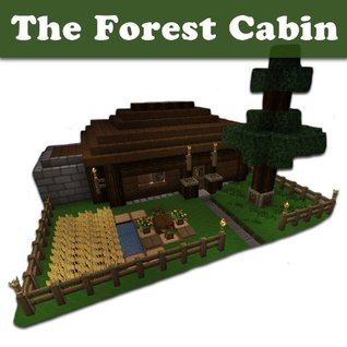 Minecraft House Ideas The Forest Cabin By Johan Loof