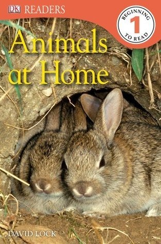 Animals-at-Home-DK-Readers-Level-1-