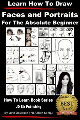 learn to draw faces and portraits