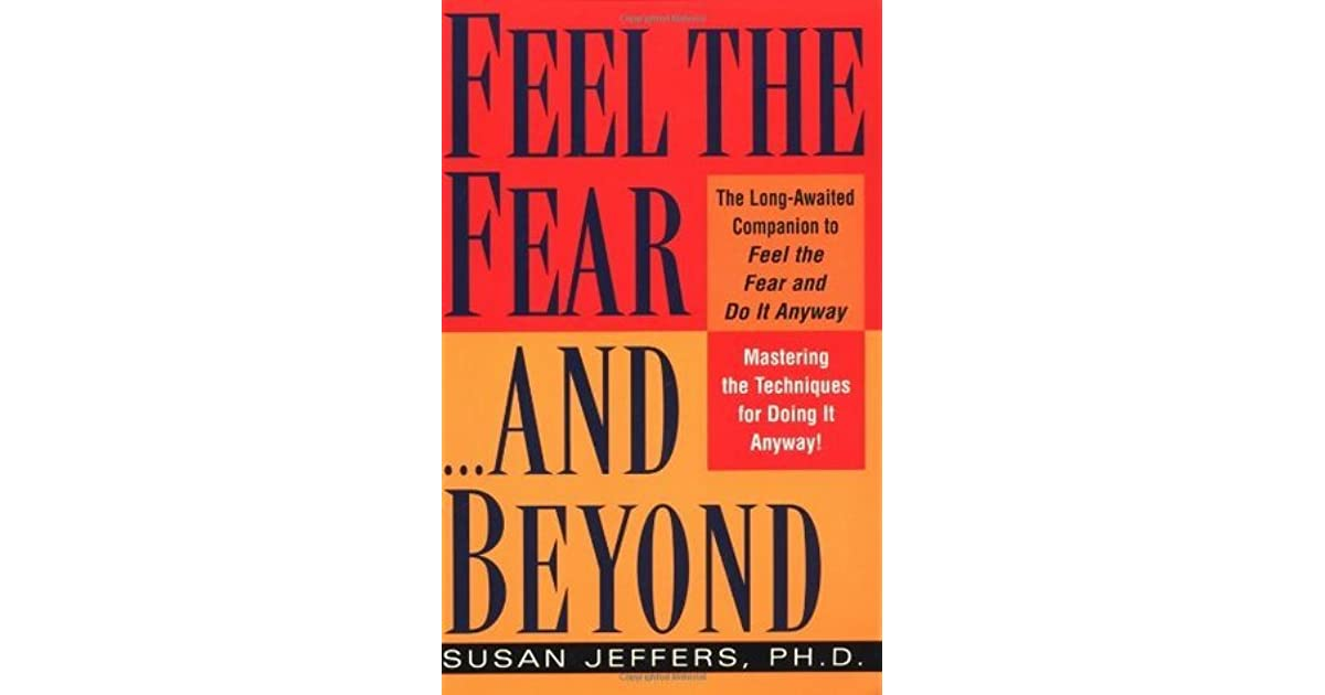 Anyway feel the do fear ebook it and
