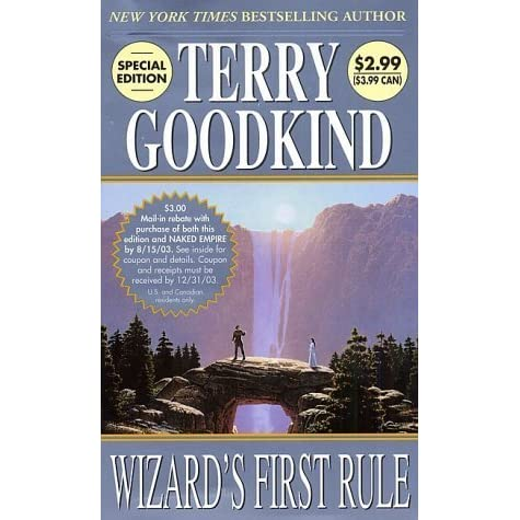 Sword Of Truth Wizards First Rule Pdf