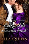 The Secret Life of Miss Anna Marsh (The Marriage Game)