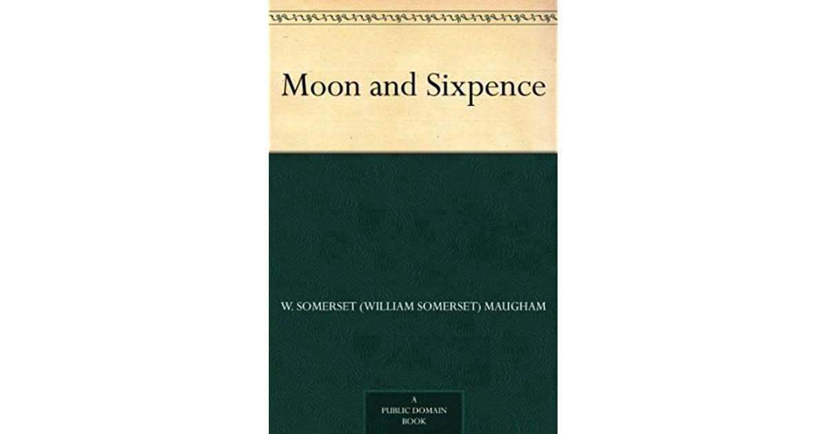 Скачать книгу the moon and sixpence