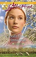 Leah's Choice (Love Inspired)